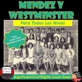 Mendez v Westminster (Para Todos Los Ninos) Film Guide (Ci