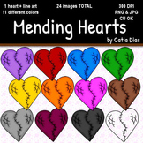 Mending Hearts Clip Art