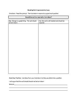 Mending Wall Questions & Essay