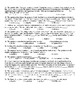 Mending Wall by Robert Frost Multiple Choice Quiz and KEY