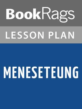 Meneseteung Lesson Plans
