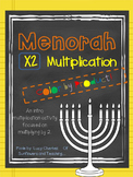 Menorah Multiplying by 2s