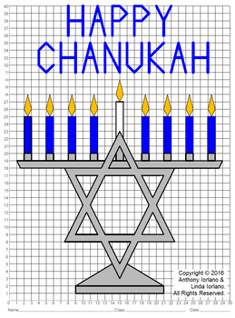 Menorah Mystery Picture
