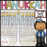 Menorrah craft   Hanukkah craft   Holidays around the worl