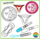 Menstruation and Contraceptives Clipart