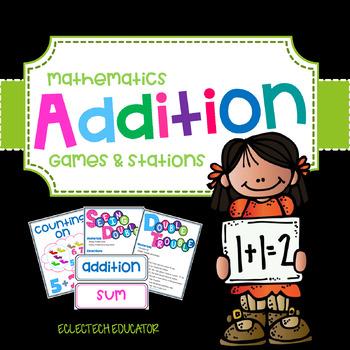 Math - Mental Addition