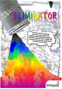 MATHEMATICS: Mental Addition & Subtraction: SLUDGE ELIMINATOR Activity Pack