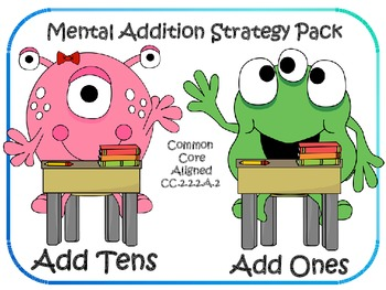 Mental Addition: Tens and Ones