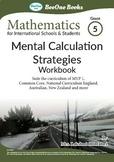 Mental Calculation Strategies: Grade 5 Maths from www.Grade1to6.com Books