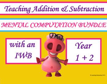 Year 1+2 Mental Computation Bundle