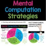 Mental Computation Strategies