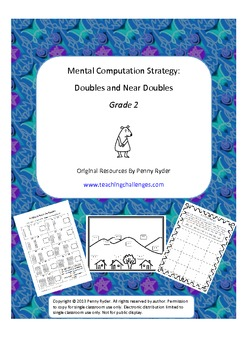 Mental Computation Strategy - Doubles and Near Doubles