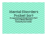 Mental Disorder Pocket Sort