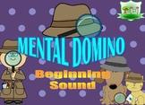 Mental Domino - Beginning Sound - Logic Puzzle