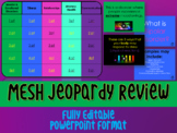 Mental Emotional Social Health (MESH) Jeopardy Review Game