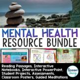 Mental Health Activities Resource Bundle
