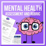 Mental Health Assessment and Rubric