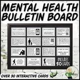 Mental Health Awareness Interactive Bulletin Board
