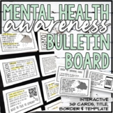 Mental Health Awareness Interactive Bulletin Board