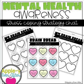 Mental Health Awareness Freebie