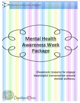 Mental Health Awareness package