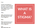 "Mental Health ""Breaking the Stigma"" Unit for Catholic Scho"