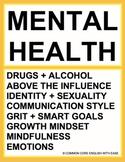 Mental Health Bundle
