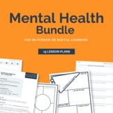 Mental Health Worksheet | Teachers Pay Teachers