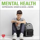 Mental Health Lessons: Depression, Mindfulness, Social Med