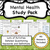 Mental Health Lesson Workbook