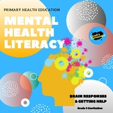 Mental Health Literacy for Primary Students - Health Education - Grade 2