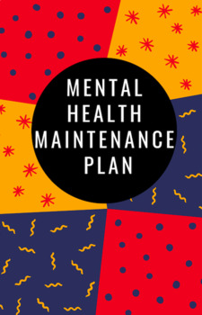 Mental Health Maintenance Plan Project