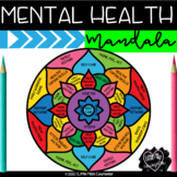 Mental Health Mandala