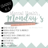 Mental Health Monday's complete 16-week guide!
