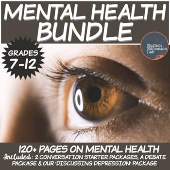 Mental Health Bundle: Middle/High School