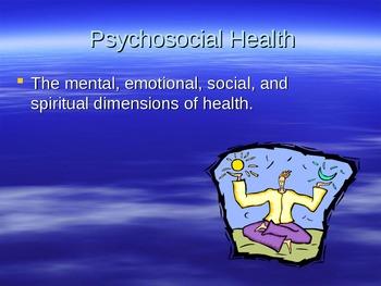 Mental Health PowerPoint Presentation Lesson Plan by Lisa ...