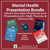 Mental Health Presentation Bundle
