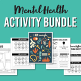 Mental Health and Growth Mindset Bundle