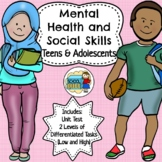 Mental Health Stigma Worksheets & Teaching Resources | TpT