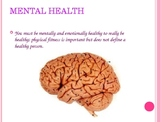 Mental Health and Stress