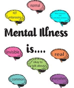 Mental Illness Visual