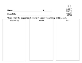 Mental Images Graphic Organizer