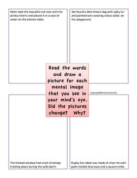Mental Images/Sensory Language