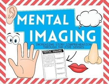 Mental Imaging: Visualizing for Story Comprehension