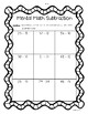 Mental Math 2-Digit Addition and Subtraction Worksheet Packet