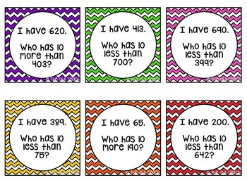 Mental Math:  {Mental Math Addition and Subtraction Game}