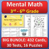 Mental Math BUNDLE