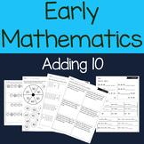Mental Math - Adding 10 - Plus 10