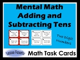 Mental Math: Adding and Subtracting Tens