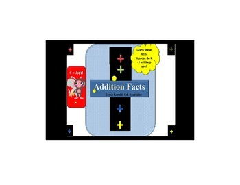 Mental Math - Addition Facts the Excel way :)
